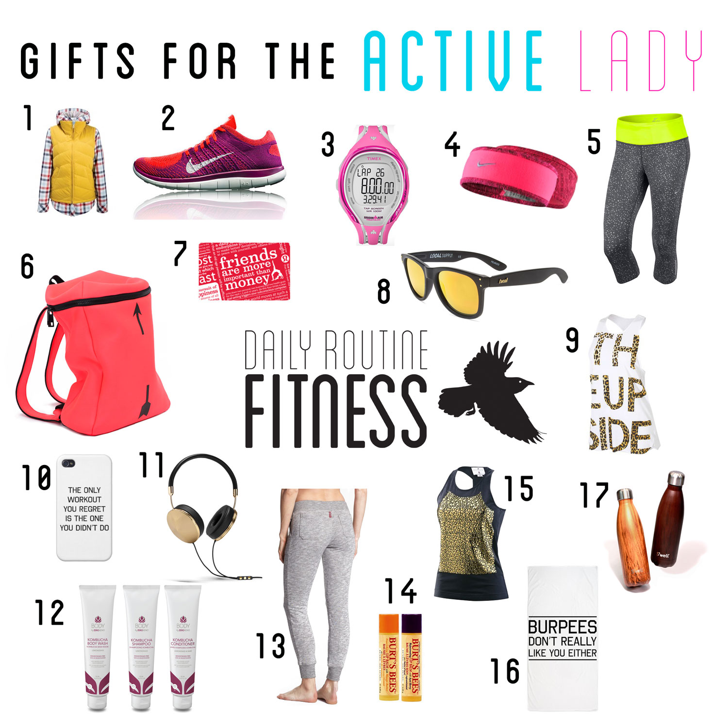 daily routine gift list 2014 christmas - My Christmas List