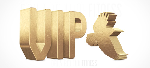 VIP Membership - Daily Routine Fitness