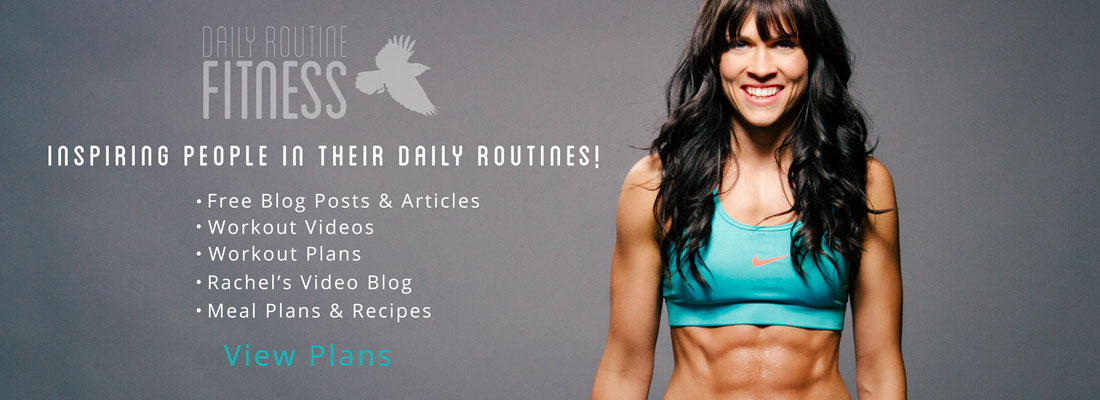 Daily Routine Fitness Members Pricing Plans