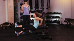 Fabulous Full Body Bench Workout Video