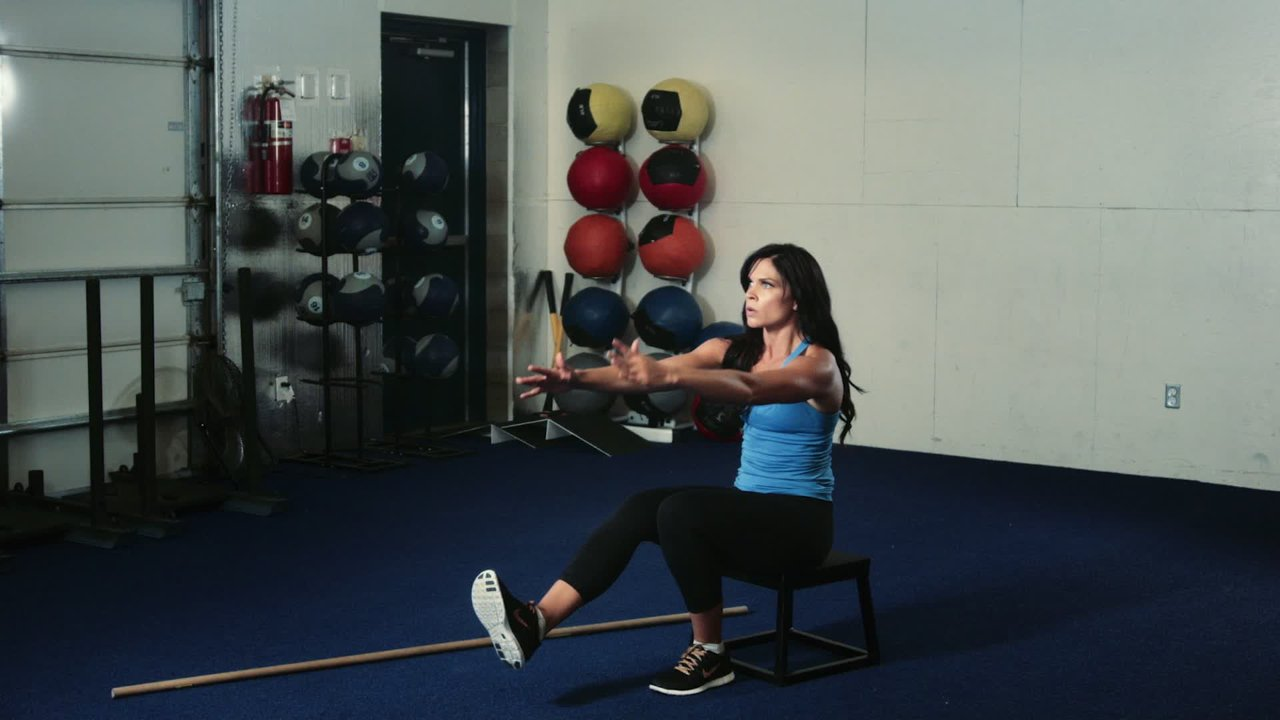 One Leg Squats with Box: Exercise Tips