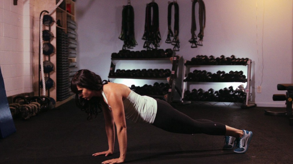 Tips for the Perfect Pushup: Video Blog