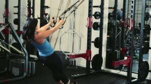 TRX Rows: Exercise Tips