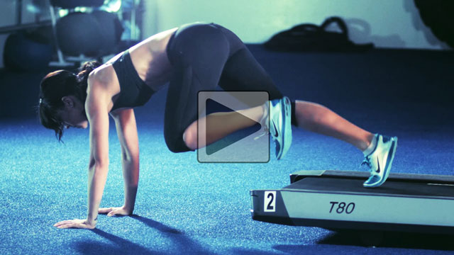 Workout Video - Treadmill Workout Plan